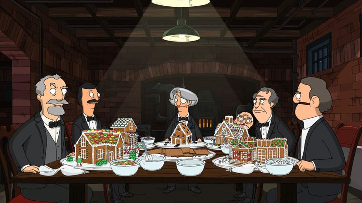 An early Bob's Burgers Christmas lets everyone go a little crazy