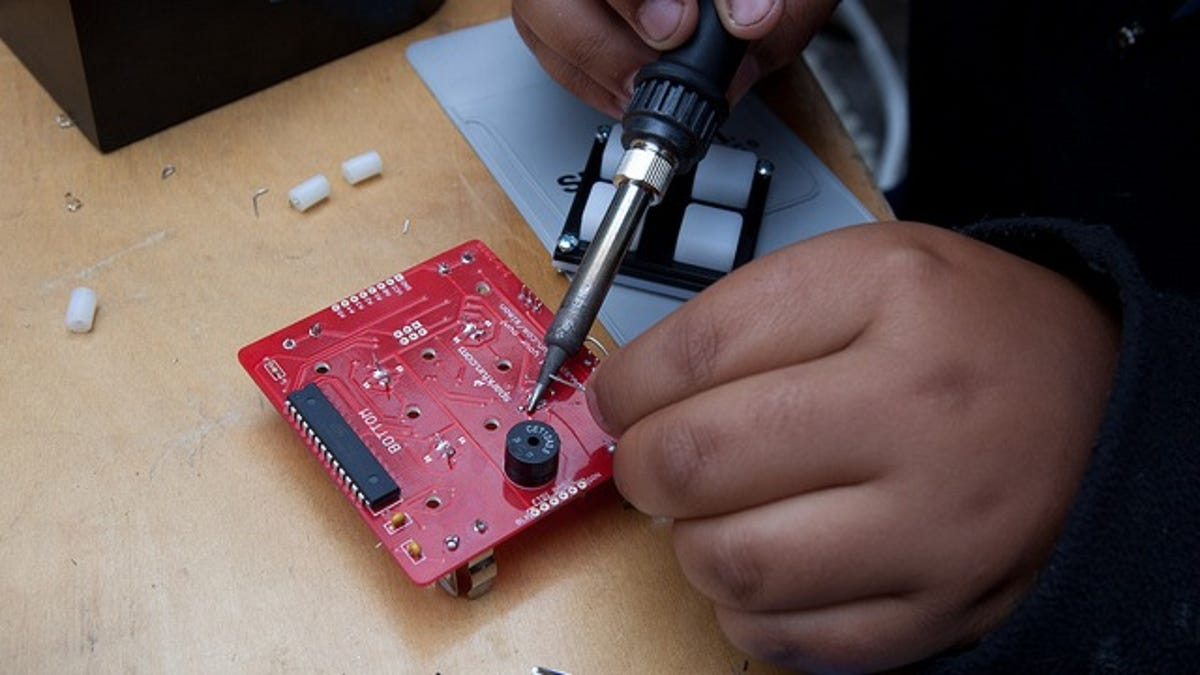 Onwijs How to Get Started with DIY Electronics Projects KF-19