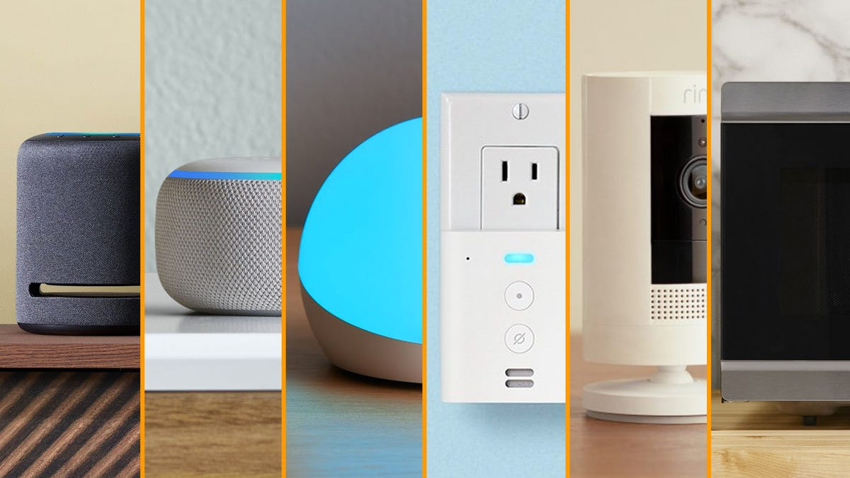 Every Single Piece of Hardware Amazon Announced Today