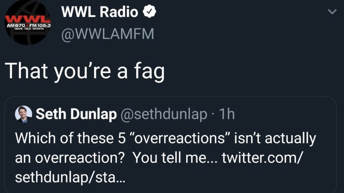 New Orleans Radio Station Files Police Report, Accuses Gay Employee Of Tweeting Homophobic Slur At Himself