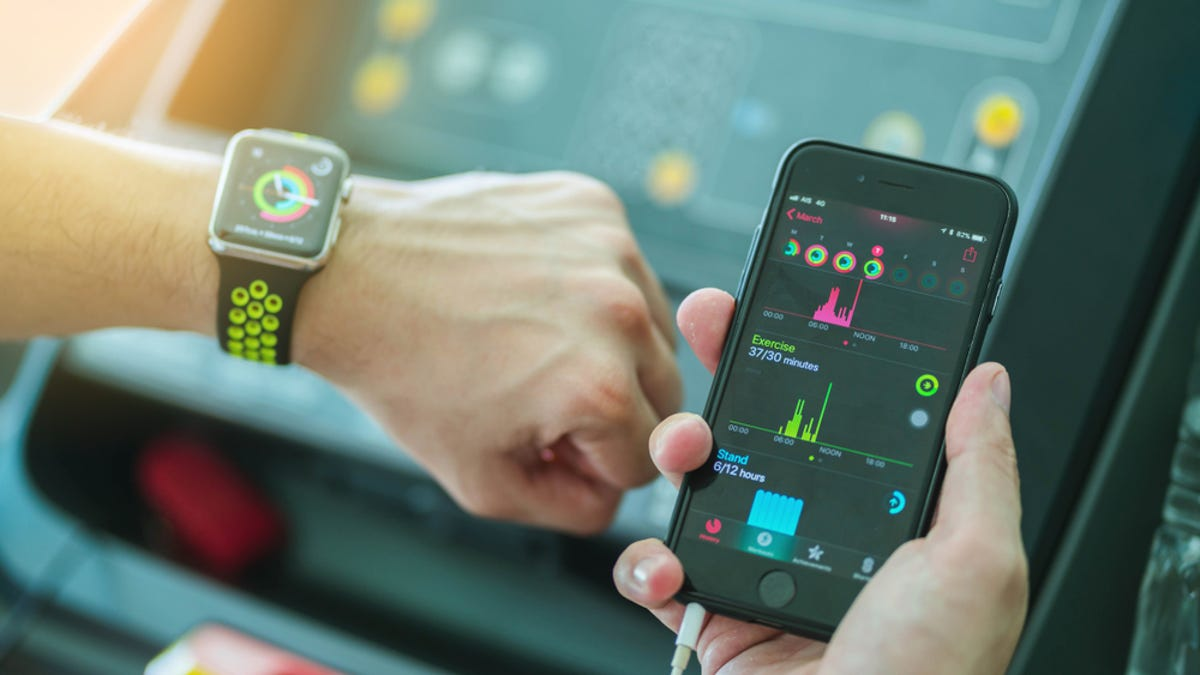 All the Rewards You Can Get From Apple's 'Connected Gyms' Program