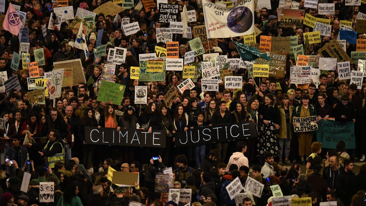 A Fight Over a 'False Solution' Is at the Center of Madrid Climate Talks