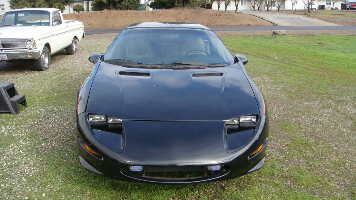 At $9,900, Can You Get Stoked About This '95 Callaway Camaro Stroker?
