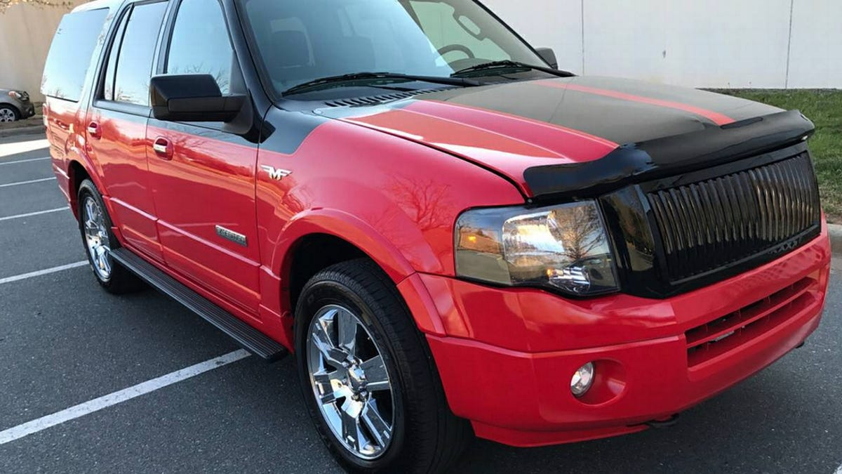 For 8 500 Does This 2008 Ford Expedition Limited Bring The Funk