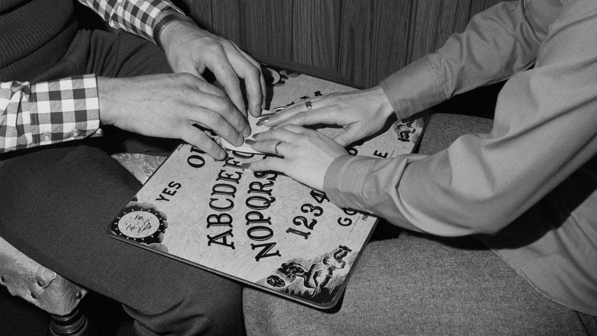 World's largest Ouija board to summon world's largest ghost in Salem this weekend