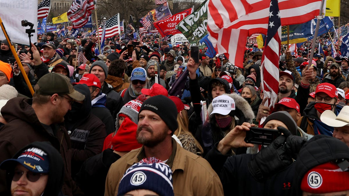 Is This a Mob? A Quiz for the Unintentional Domestic Terrorist