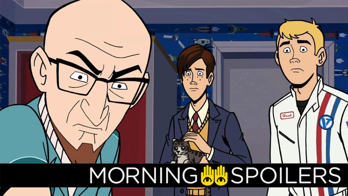 There's Still a Glimmer of Hope for One Last Bit of The Venture Bros.