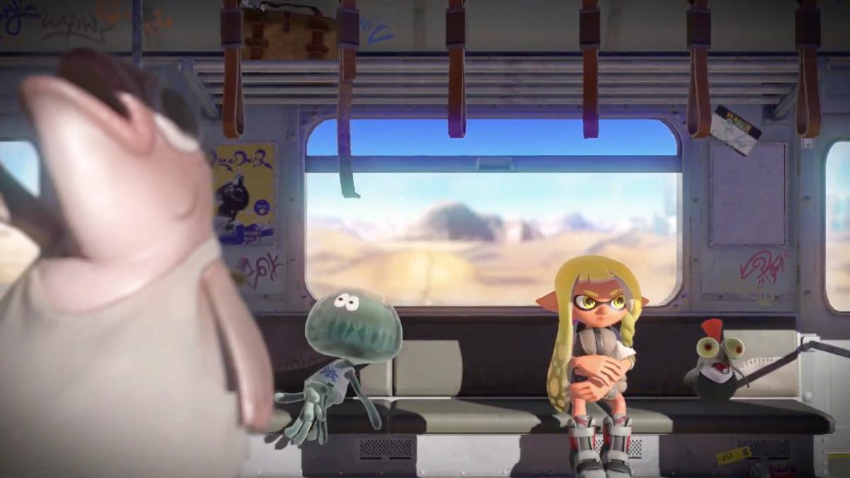 Nintendo Announces Splatoon 3, Out 2022