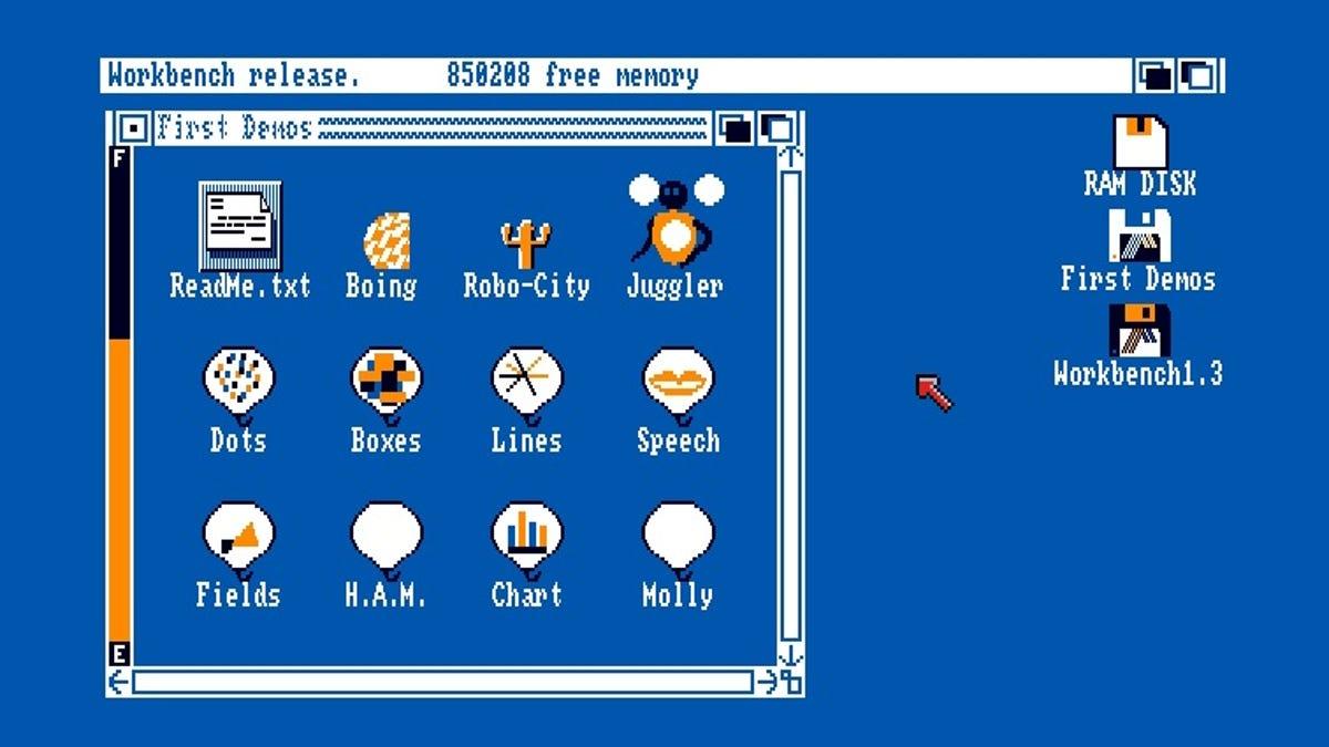 Revive los años de la Commodore Amiga 500 con este emulador para Chrome