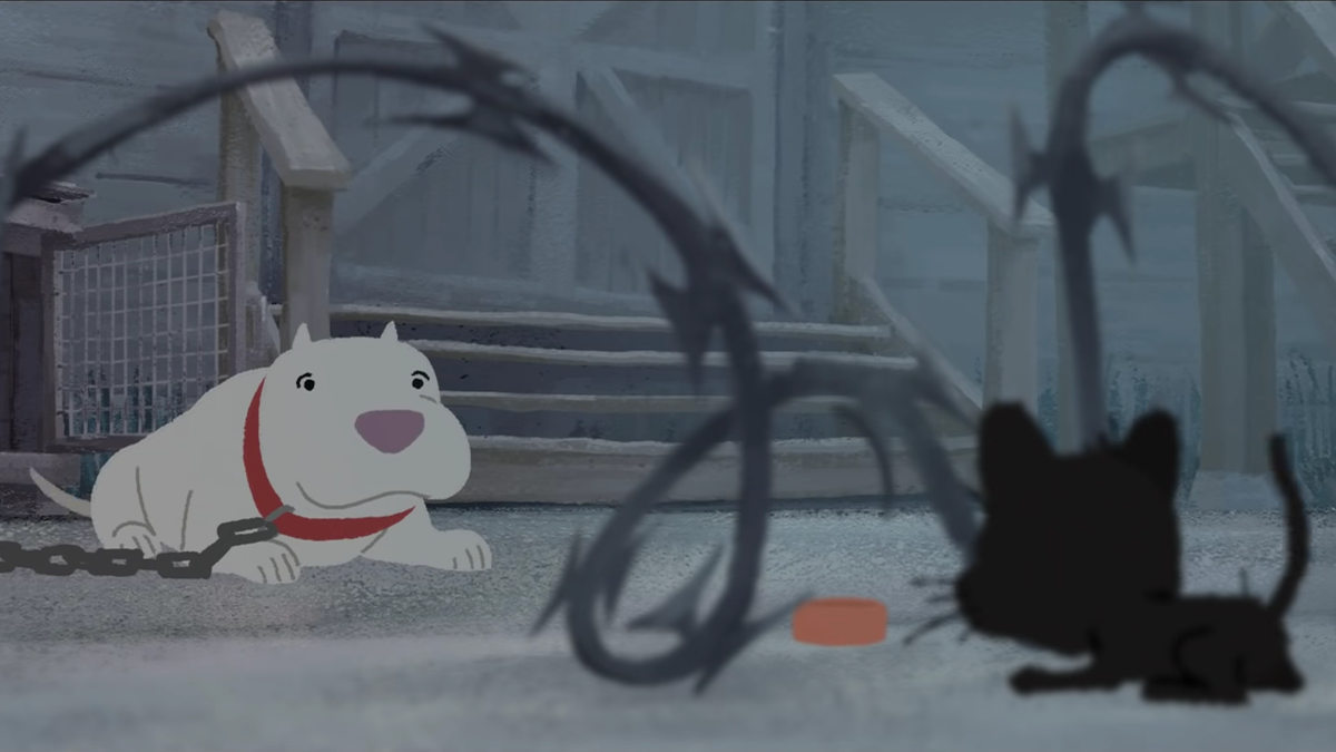 Pixar's beautiful new short will have you hugging your pets tighter than usual