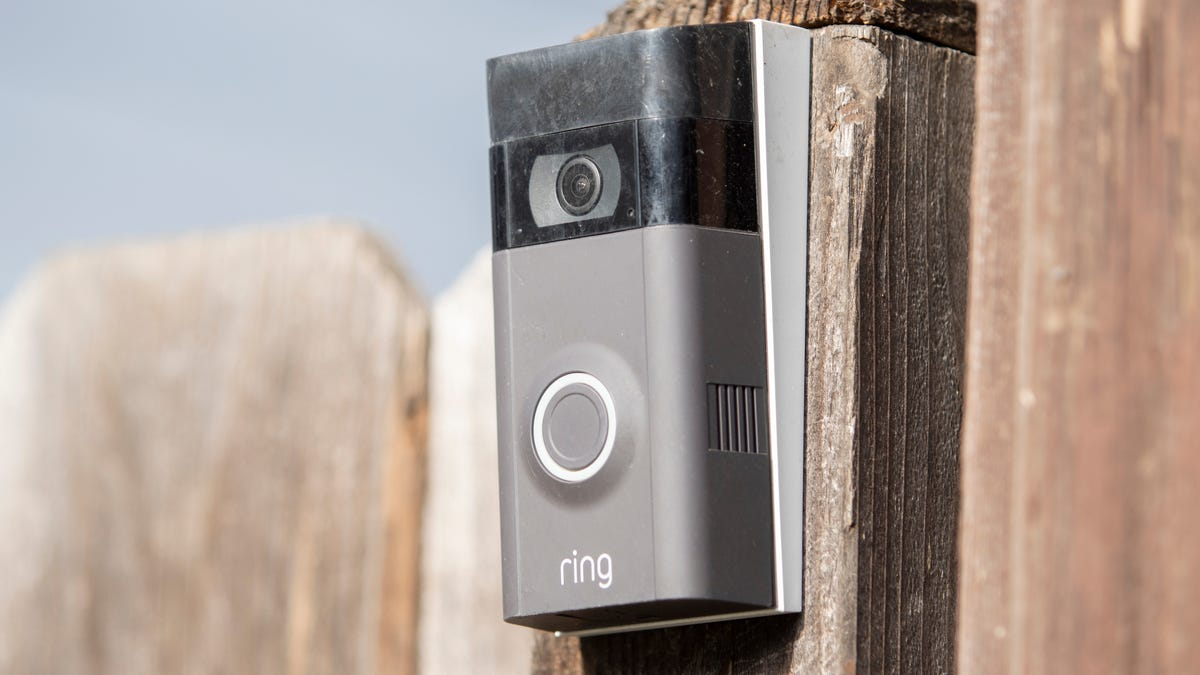 Amazon Recalls Ring Doorbells After Reports They Catch on Fire
