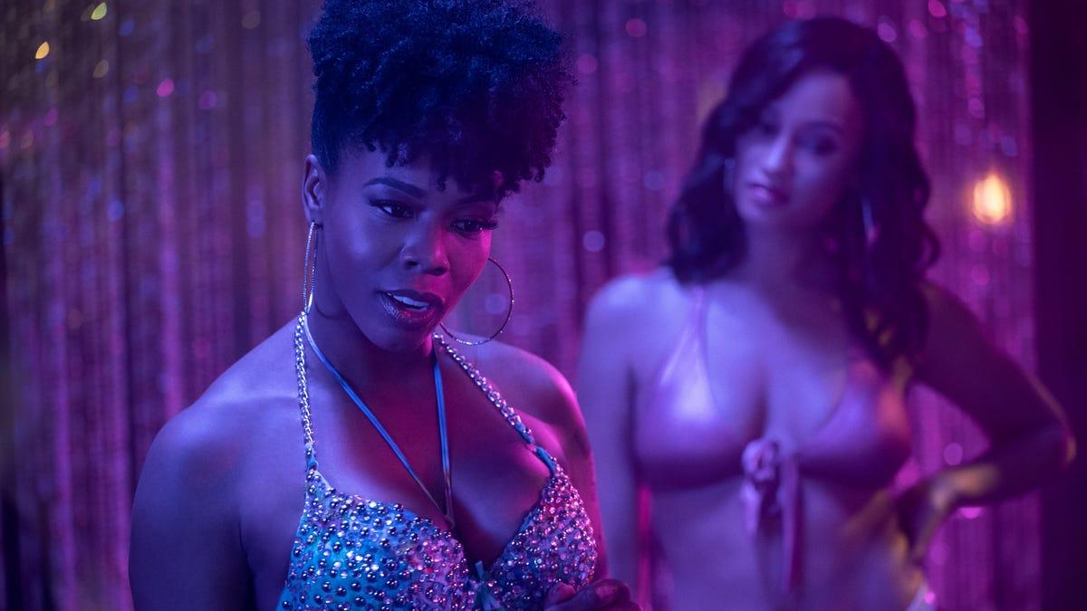 Starz's P-Valley unpacks the nuances of Black womanhood
