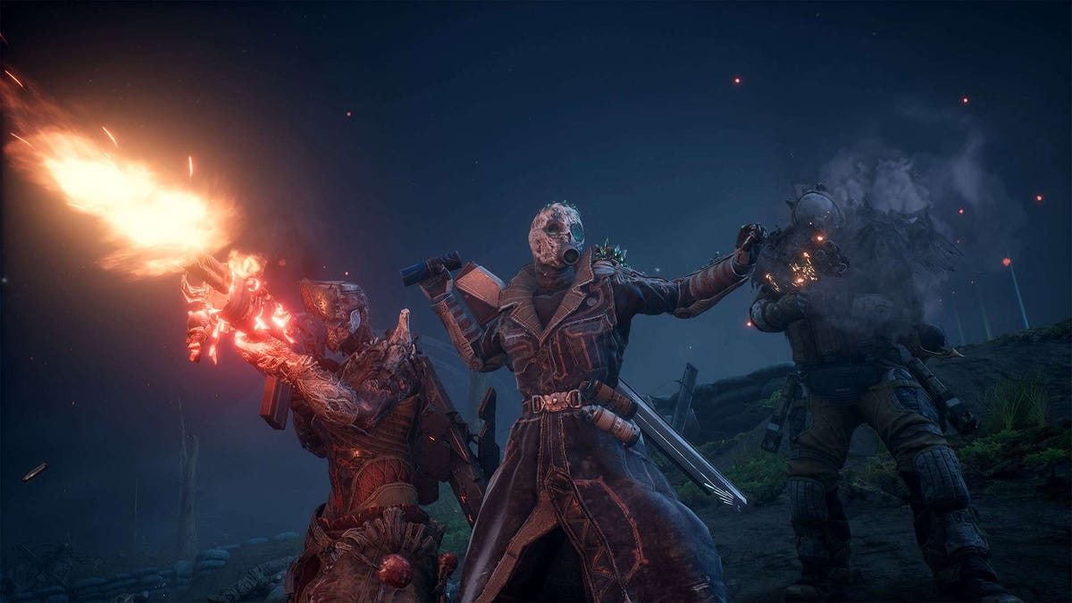 Let's Hear It For 'Death Chains,' The Best Weapon Mod In Outriders