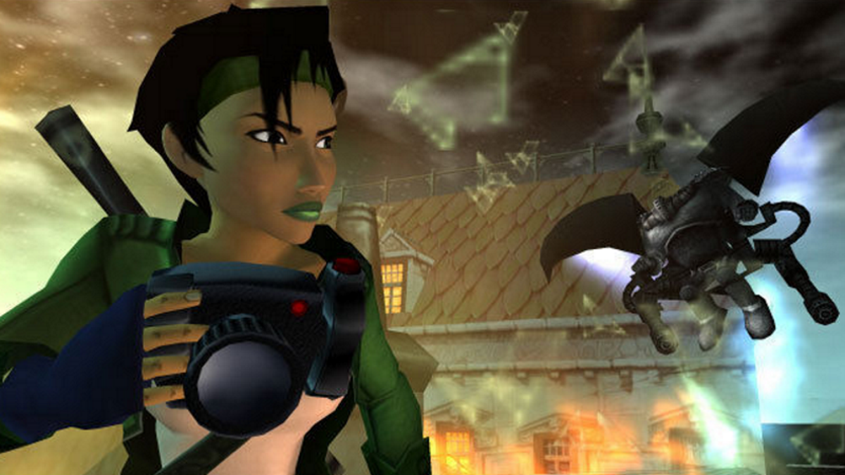 Beyond Good & Evil Is Being Made Into A Netflix Movie