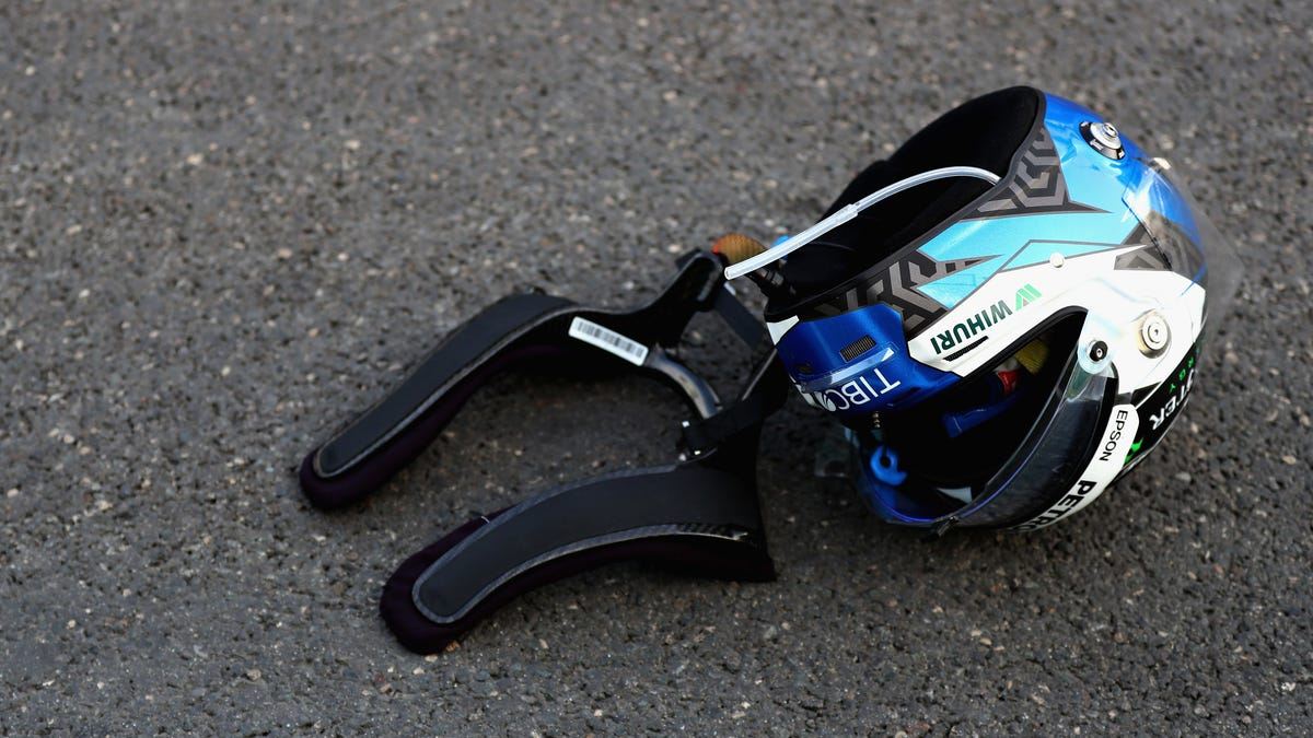 A Book On The HANS Device Is Going In The Smithsonian Library