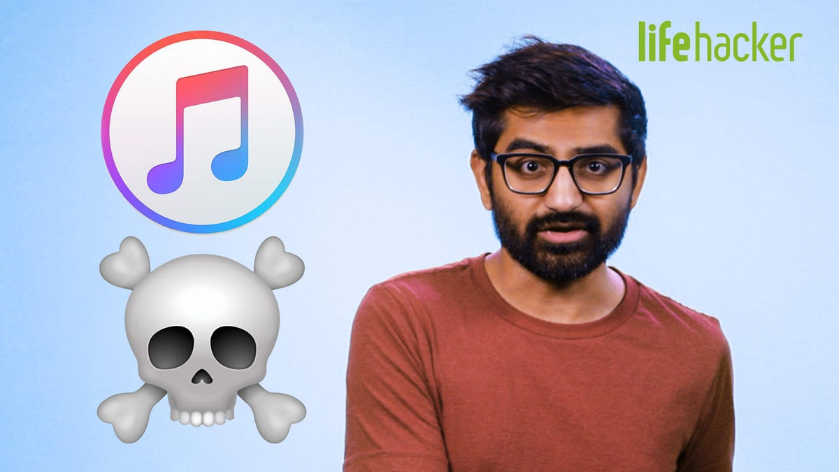 iTunes Is Dead, Long Live iTunes