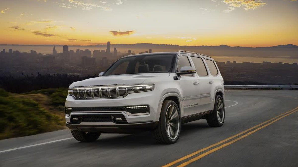 The New Jeep Wagoneer Reportedly Boasts An Amazon Fire TV - Jalopnik