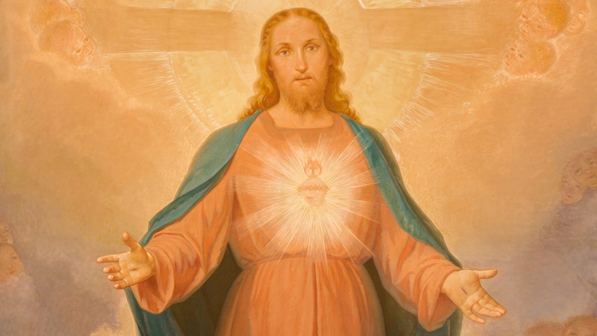 Report Reveals Jesus Christ May Have Benefited From Father's Influential Position To Gain High-Powered Role As Lord And Savior