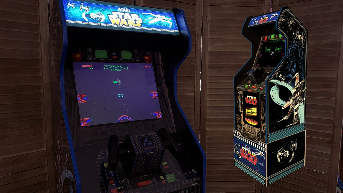 All The Star Wars I Need Is This Home Arcade Machine