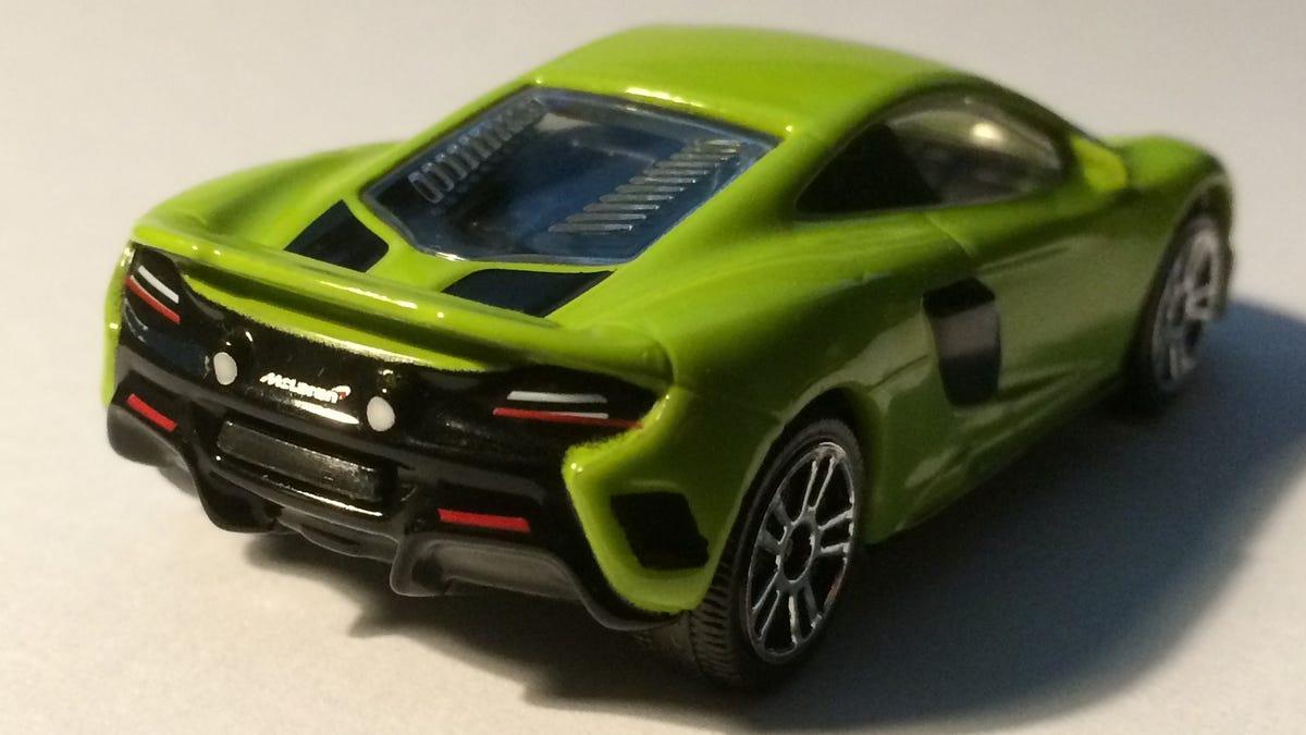 Typ Coupé signalgelb Majorette 212053051 McLaren 675LT 1:60 STREET CARS