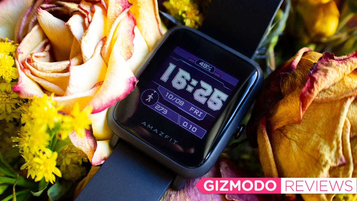 This $70 Smartwatch Is Actually Better Than Some Fitbits