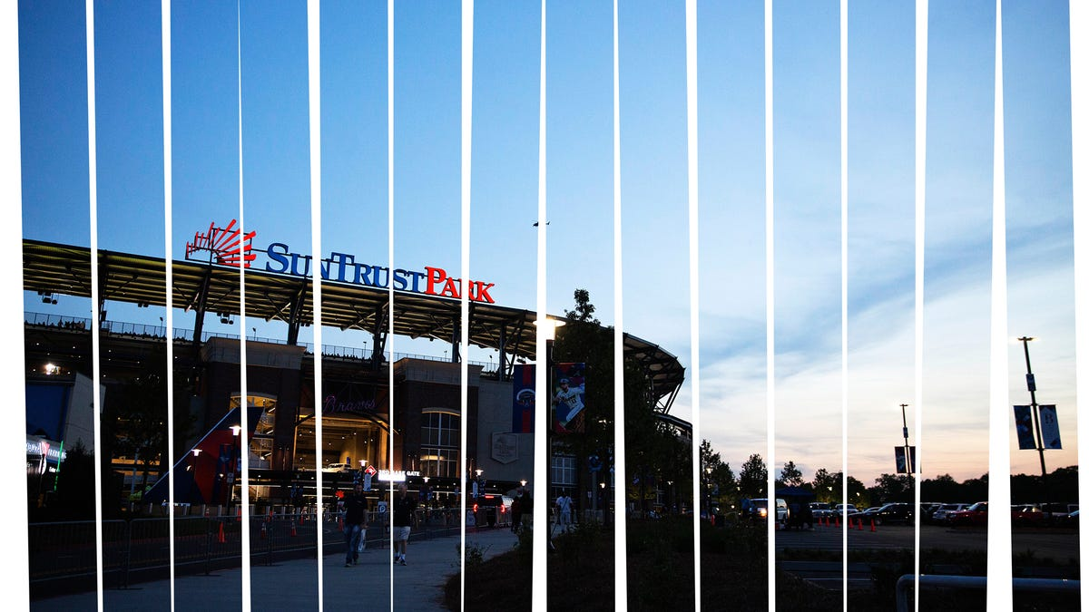 The Braves' New Ballpark Is An Urban Planner's Nightmare