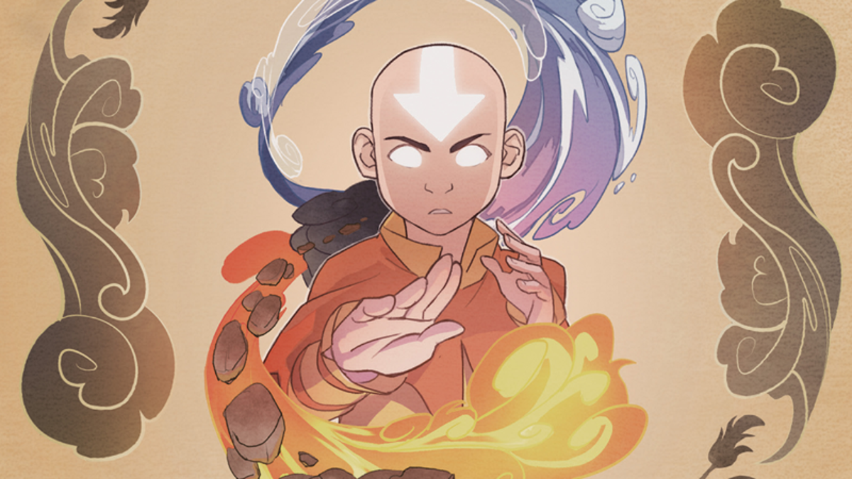 A Look Inside the Gorgeous Artwork in Avatar: The Last Airbender's Stunning New Anniversary Collection