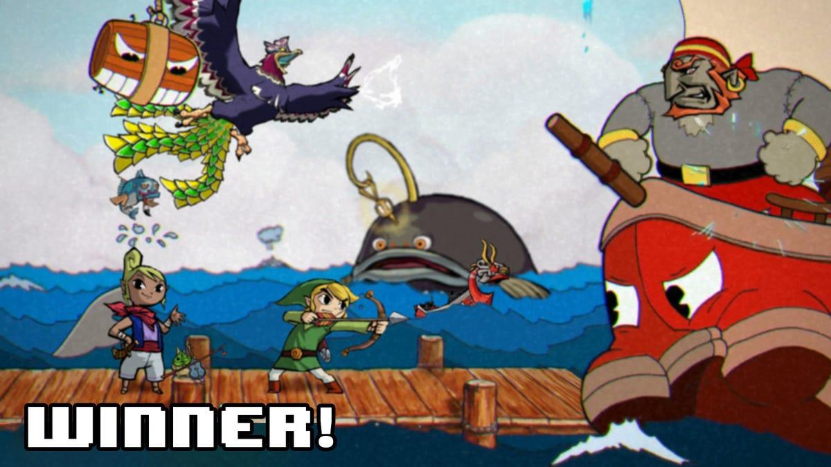 'Shop Contest: The Legend Of Zelda 35th Anniversary, Winners! - Kotaku