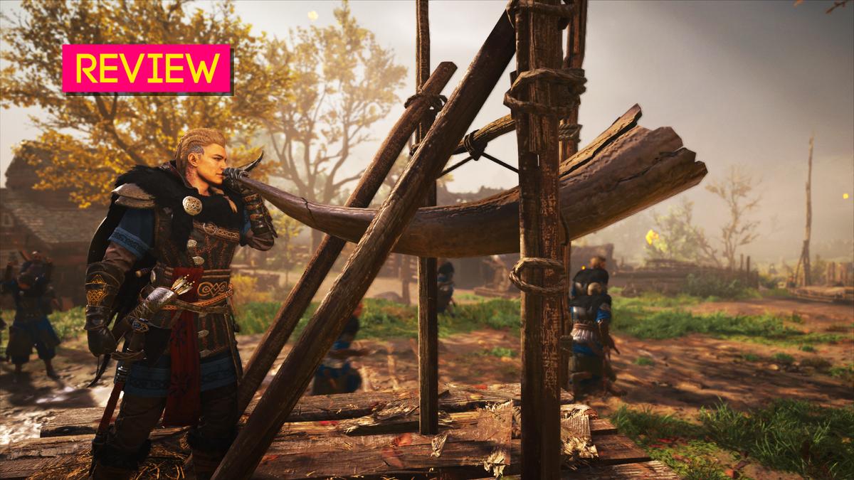 Assassin S Creed Valhalla The Kotaku Review