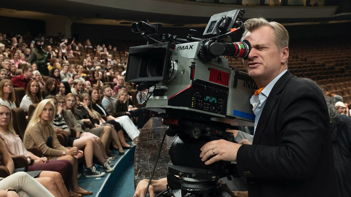 Christopher Nolan Hopes Tenet's Box Office Is Seen From Both Sides