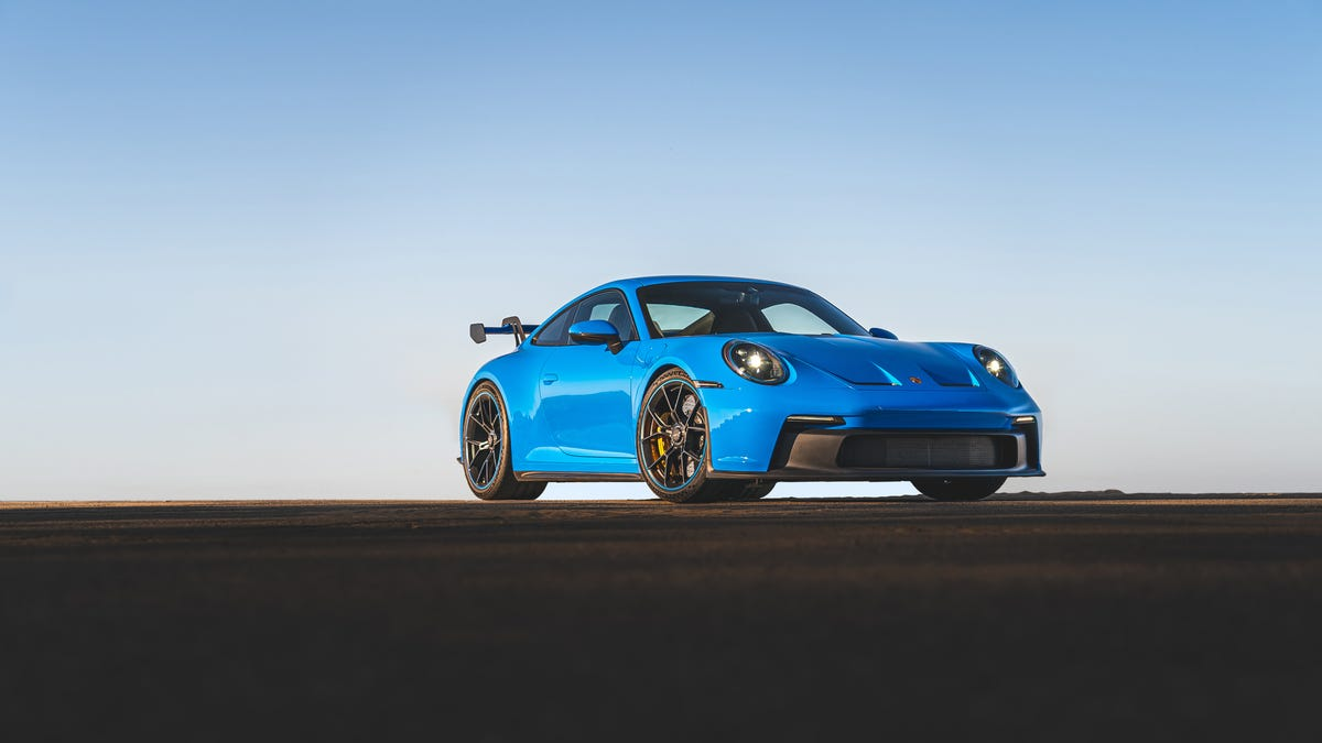 The 2022 Porsche 911 GT3 Is The 911 Honed To Perfection