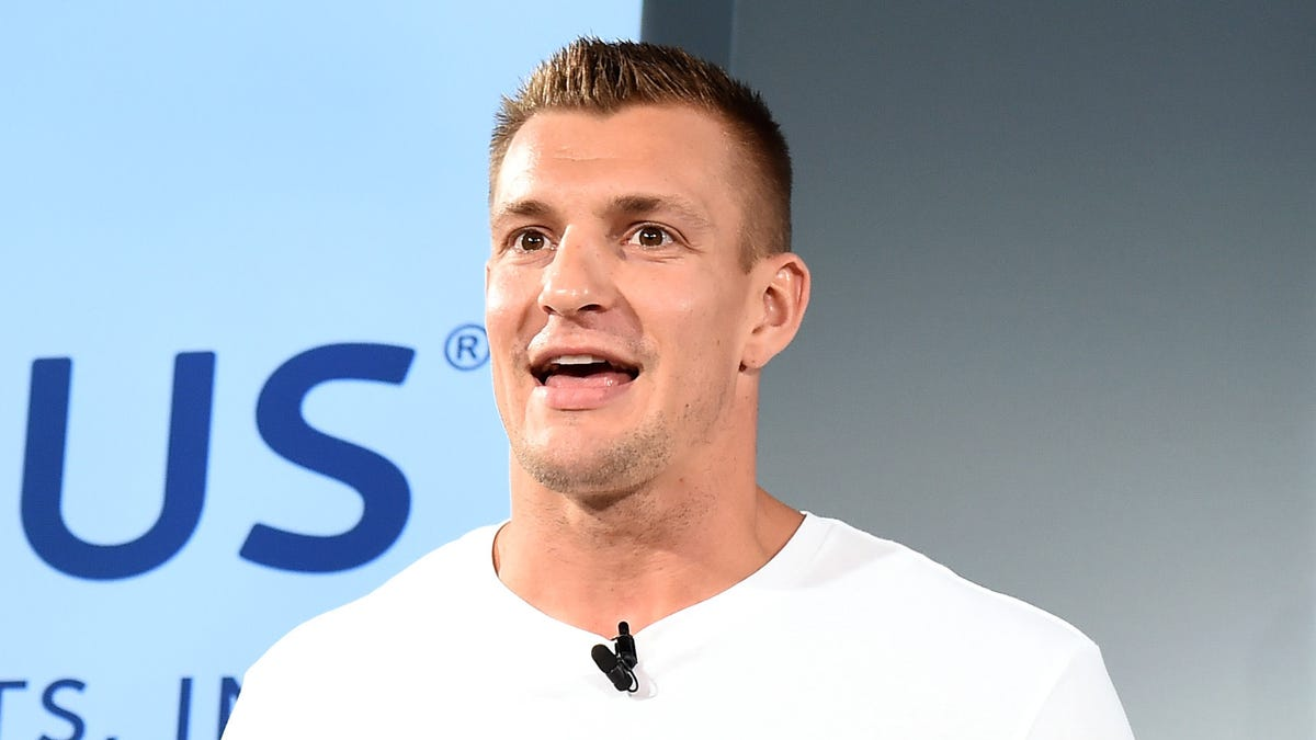 "Rob Gronkowski Tells Behavioral Neuroscience Ph.D. That CTE Is ""Fixable"" Because He ""Fixed"" His Own"