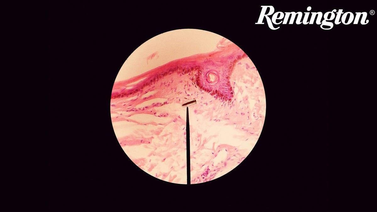 Remington Releases .000009 Millimeter-Anti-Virus-Kugel