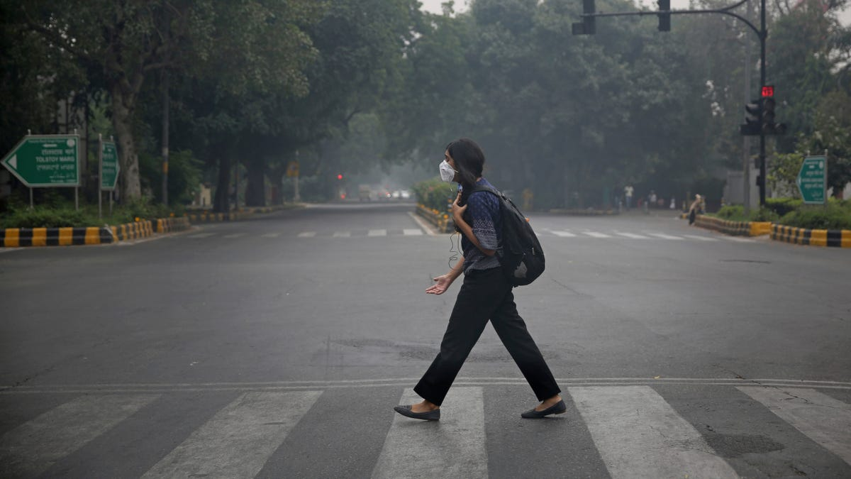 Closed Schools, Delayed Flights, and Restricted Cars: India's Air Pollution Disaster