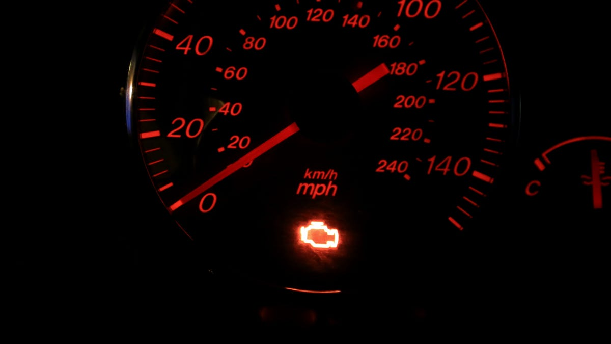 5 Reasons the Check Engine Light is On: