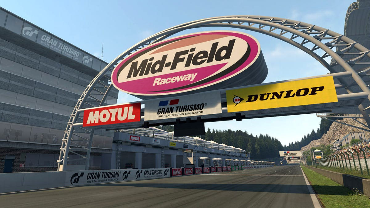 Our 10 Favorite Fictional Racetracks from Racing Games