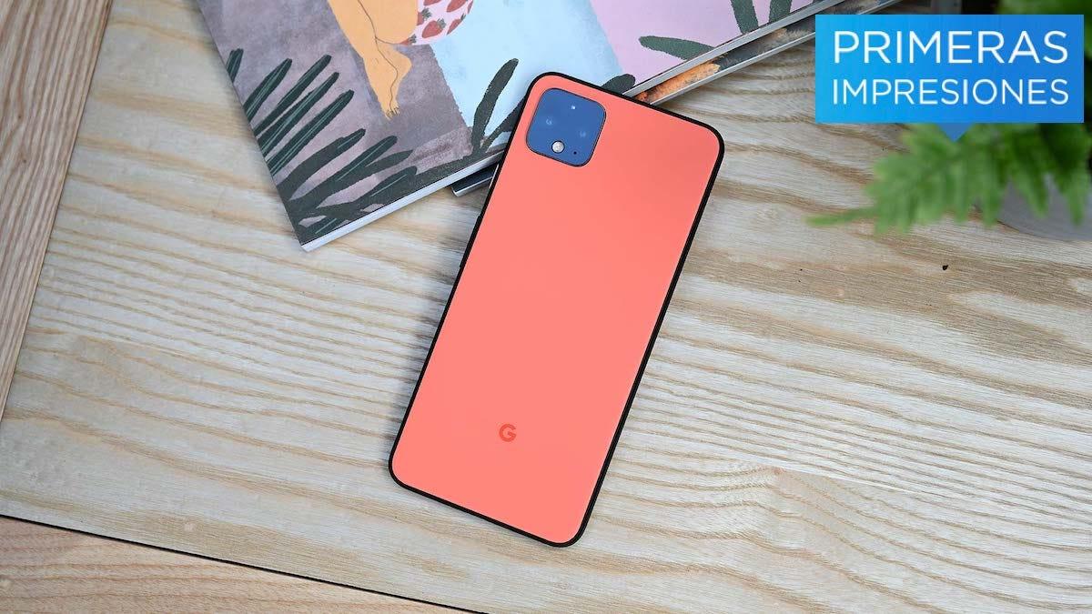 El nuevo Google Pixel 4 podría redefinir lo que hace inteligente a un smartphone