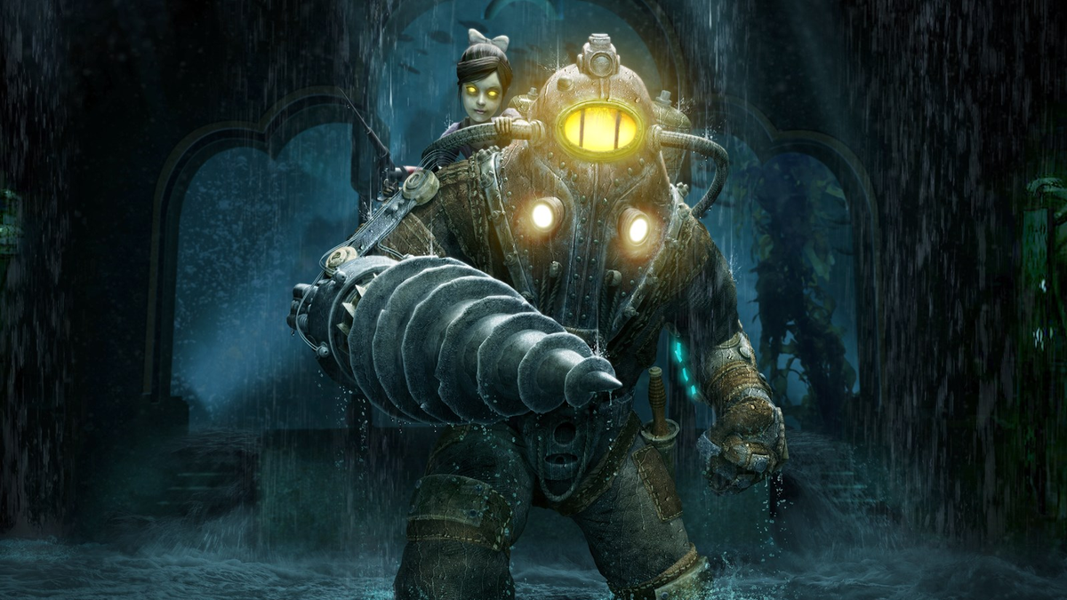 Heads Up: You'll Need To Manage The Bioshock Collection's Limited Save Space - Kotaku