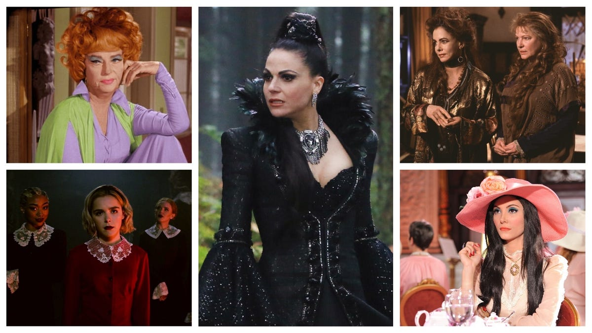 Ranking the 20 Best Witchy Fashions Because I Have Magic Powers Now