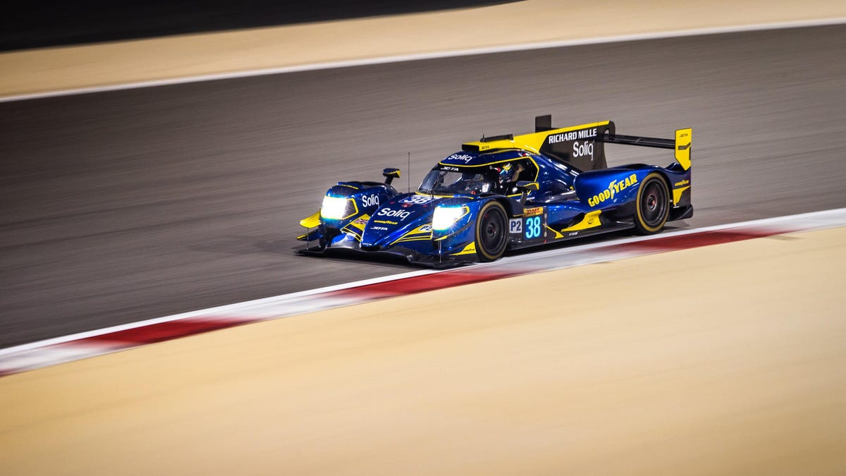 The FIA WEC Will Use Spec Goodyear Tires To Help Make LMP2 Slower Than Hypercar