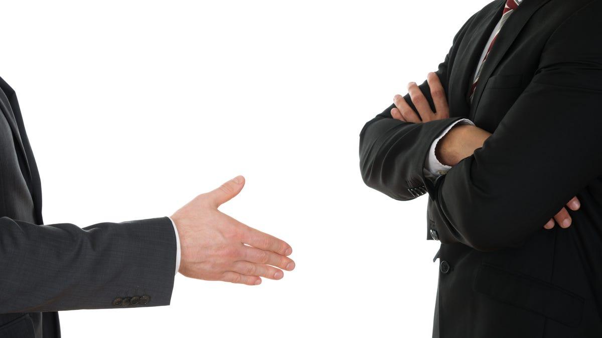 How to Politely Avoid a Handshake