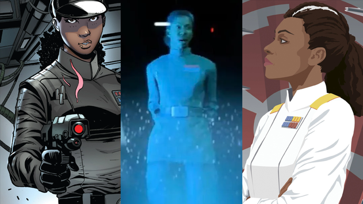 Star Wars' Rae Sloane: Everything You Need to Know About the Face of a Fallen Empire