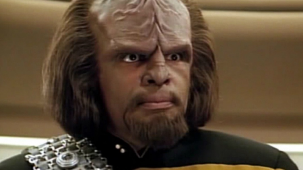Michael Dorn's Idea for a WorfStar Trek Series Sound Pretty Cool
