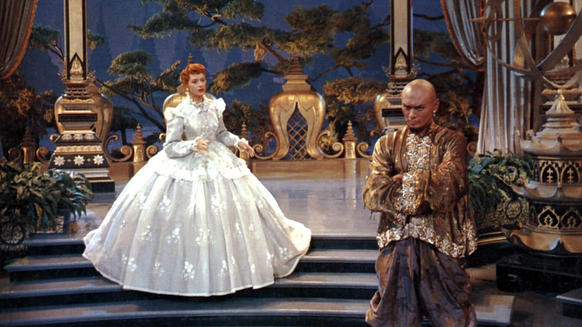 Paramount decides it's apparently a good idea to remake The King And I