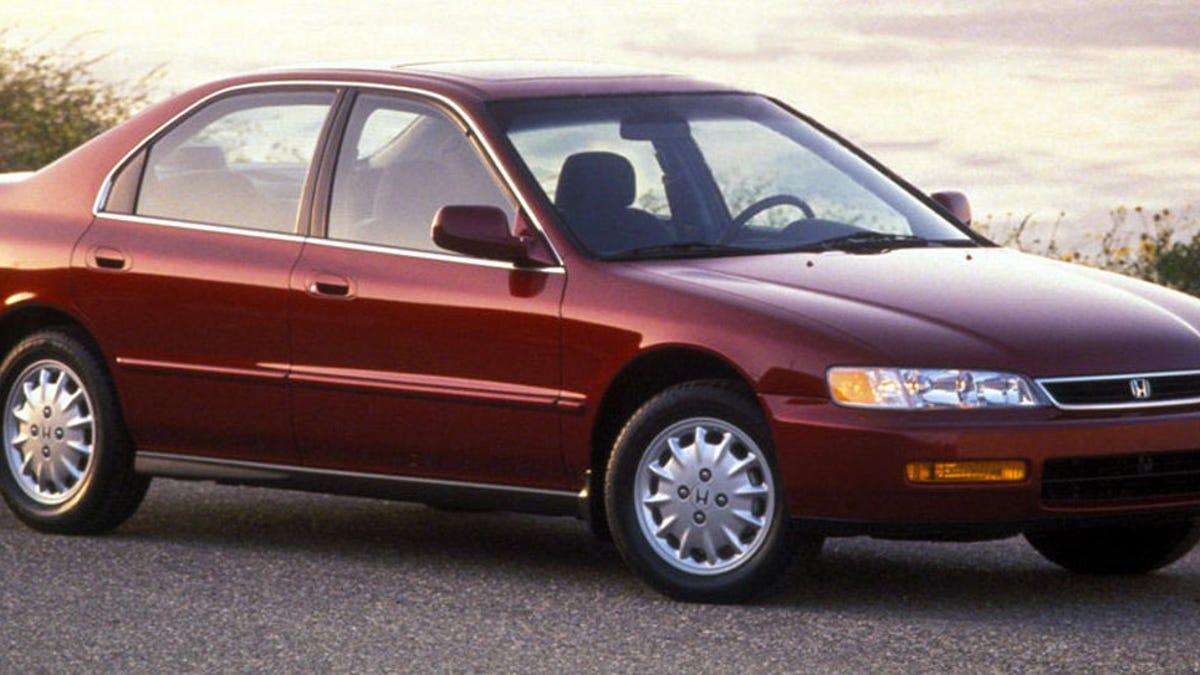 1990s Honda Accords Been Stolen
