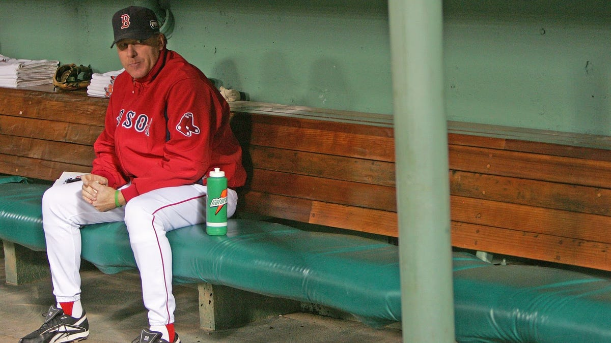 Curt Schilling isn't whiffing on Cooperstown because he's a Trump supporter, it's because he wasn't good enough