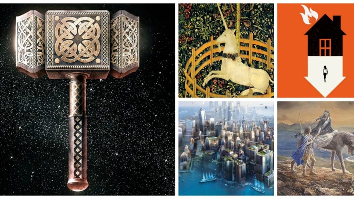 The Best Science Fiction and Fantasy Books Coming in 2017