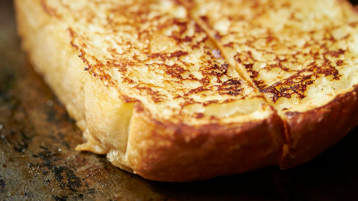 The very best French toast doesn't even need syrup