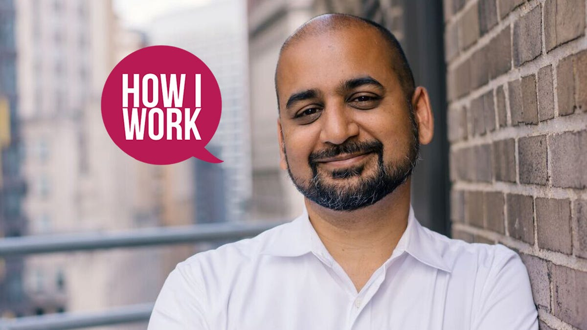 I'm Anil Dash, and This Is How I Work