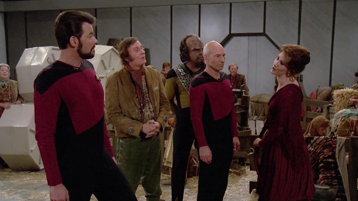 When Star Trek: The Next Generation Was Bad, It Was Truly Horrendous